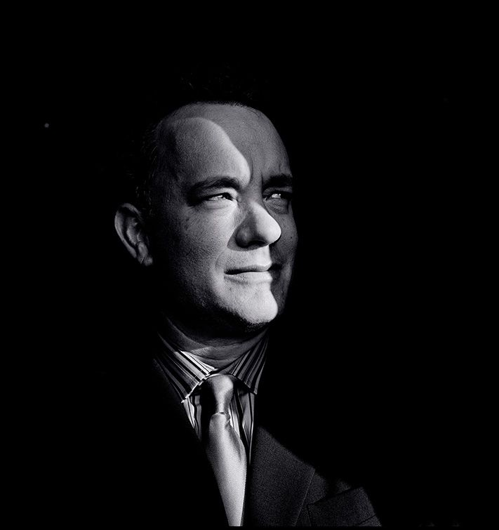 TOM HANKS by Patrick Swirc