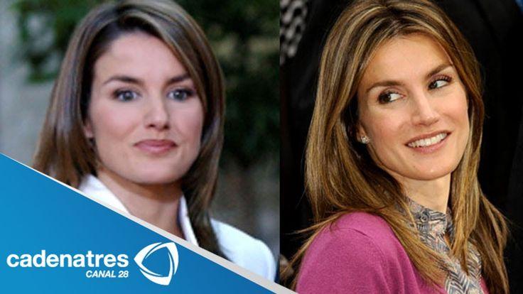 Los muchos cambios de imagen de Leticia Ortíz, reina de España
