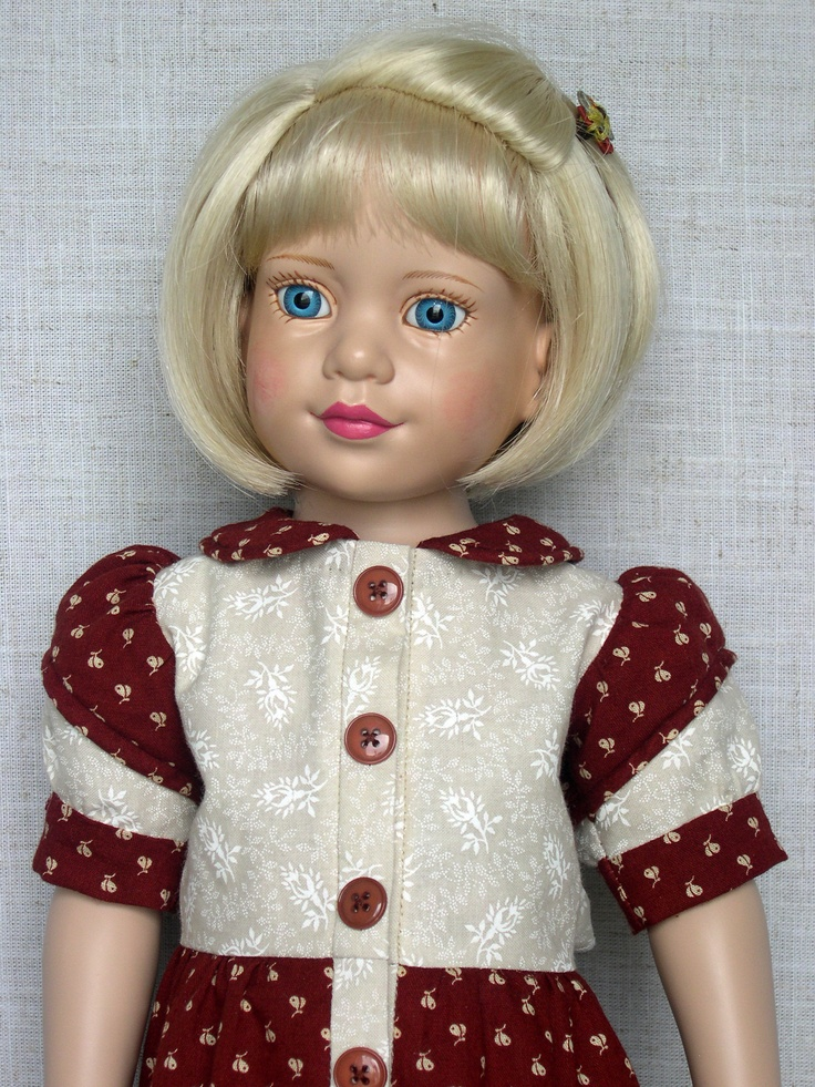 151 Best Images About Magic Attic Doll On Pinterest
