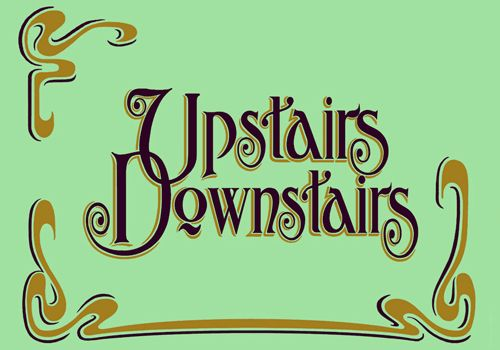 The Upstairs, Downstairs web pages