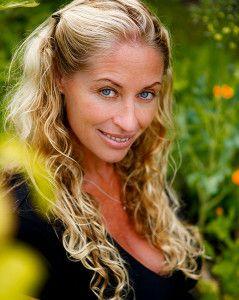 Mandy Adams - Red Tent Cornwall