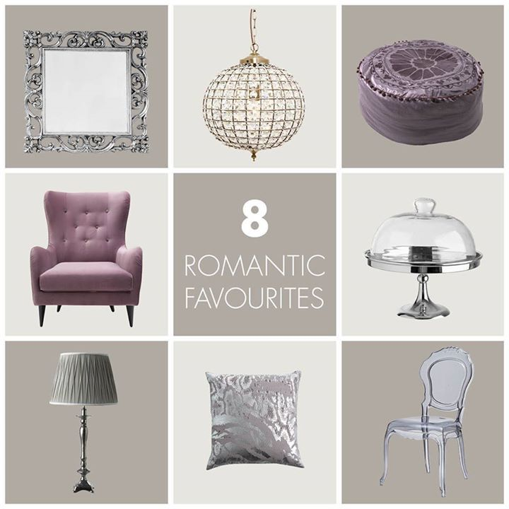 ... If You Want To Catch The Romantic And Feminine Deluxe Style, Let Us  Suggest That You Use Some (or All) Of The Below Products When Decorating Your  Home.