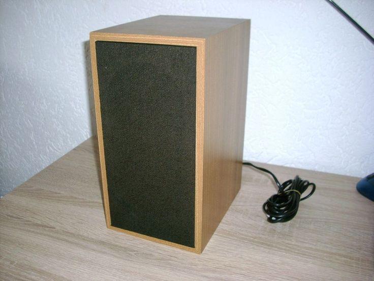 Lautsprecher Box 6VA 4 Ohm DDR RFT