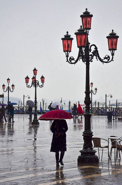 Venice in Winter, Italy. | Flickr - Photo Sharing!