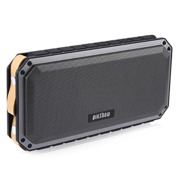 ==> [Free Shipping] Buy Best PINSHOW BOMCLUB X - 3 Mini Cool Design Bluetooth 4.0 Speaker Online with LOWEST Price | 32805483463