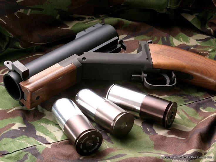 shorty shotgun