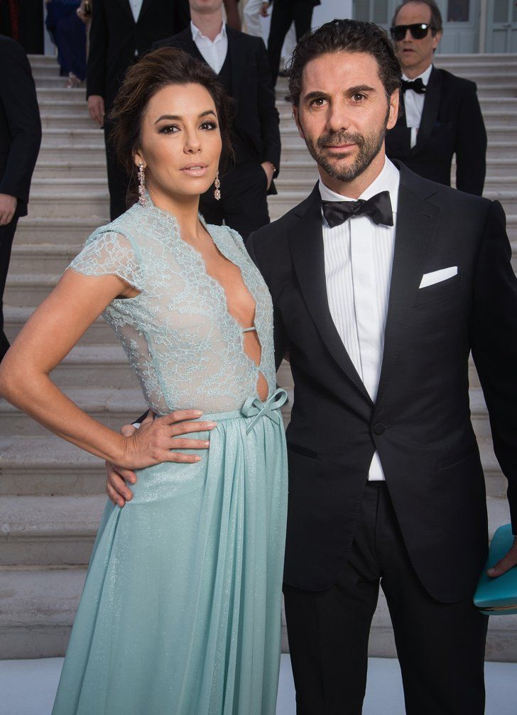 Eva Longoria and Jose Baston.