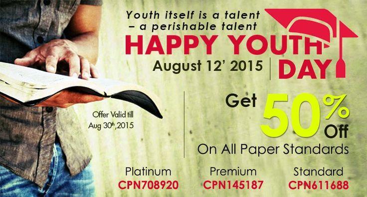 Youth essay international