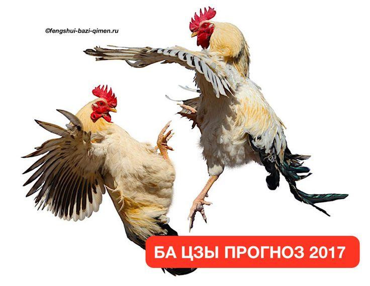 Прогноз Ба Цзы на 2017 год Петуха