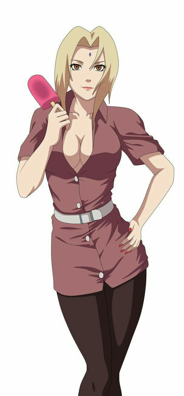 Lady Tsunade Wallpaper 26698 Usbdata