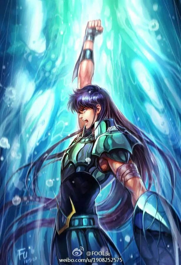 120 best saint seiya images on pinterest - Anime boy dragon ...
