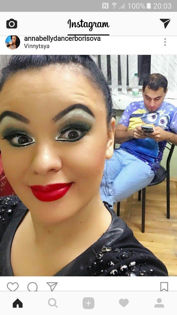 Stage make up