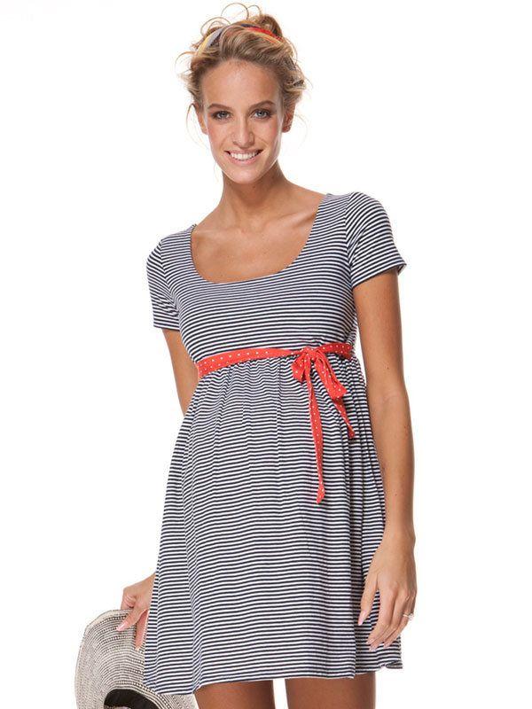 vestidos a la moda maternos - Buscar con Google