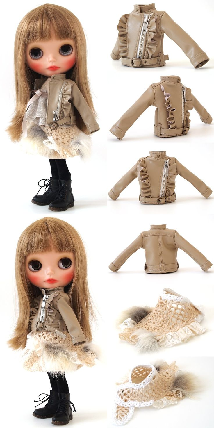 ** Blythe outfit ** Lucalily 282** : mahounote.