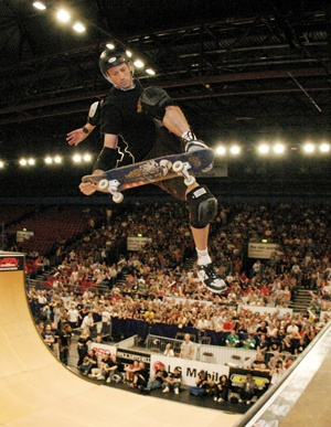 The one and only Tony Hawk.