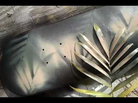 How to camo paint (ANYTHING) spray paint