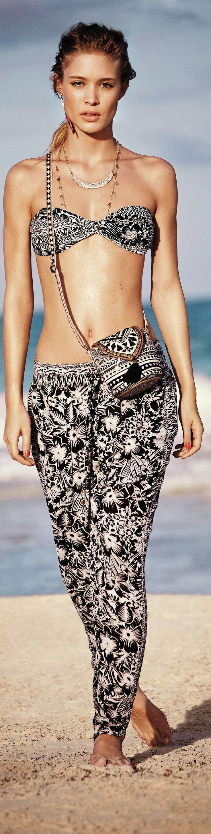 Dress up your boyfriend - Beach Pants If Not Enough Coverage You Can Always Throw On One Of Your Boyfriend