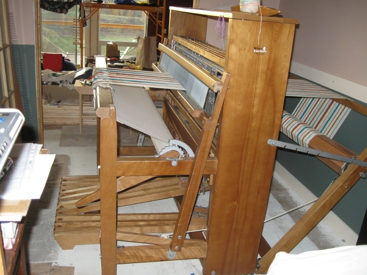 LeClerc Nilus floor loom, used from Canada. Great buy for ...