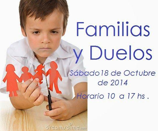 Centro de formación El Nucleo: FAMILIAS Y DUELOS