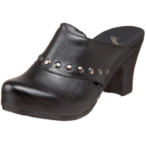 $150.00-$150.00 Dansko Women's Rudy Clog,Black,41 EU/ 11 B(