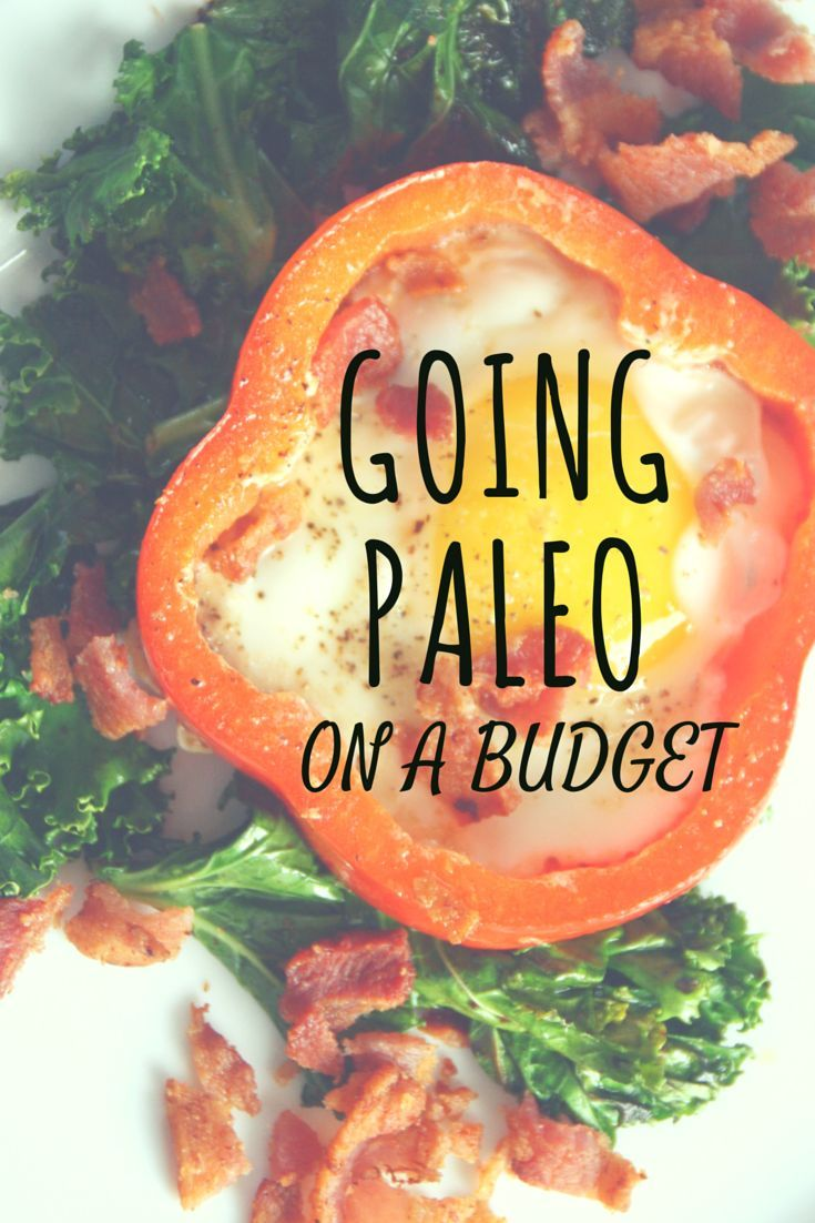Thinking of trying the Paleo way of eating? It can be expensive with grass fed this and pastured that but it doesn't have to be. Learn to Paleo on a budget.