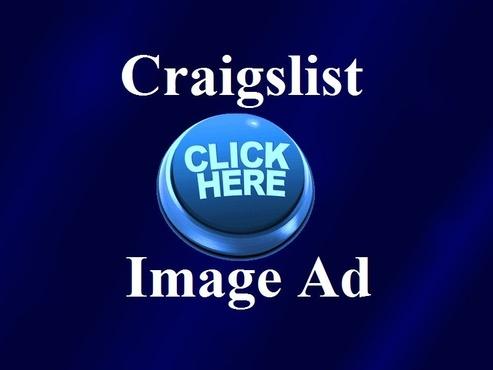 I will create a professional clickable Craigslist Image Ad for $5 #Jacksonville #SEO #Florida