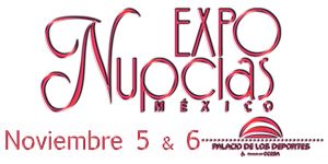 Expo Nupcias, Boda, vestidos de novia, invitaciones, salones, todo para tu boda Exponupcias.com