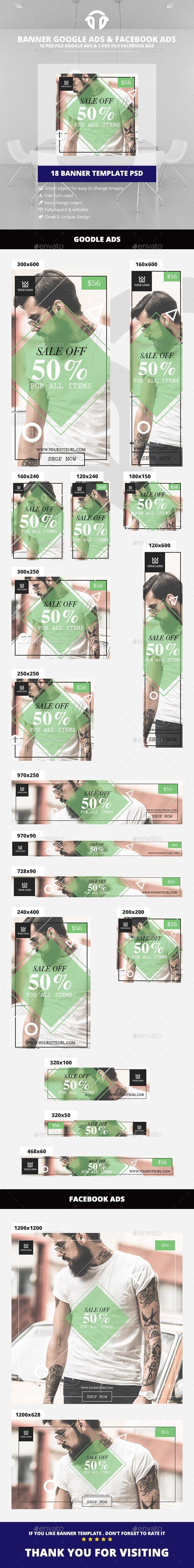 Vintage Fashion Ads Web Banners Template PSD #design Download: http://graphicriver.net/item/vintage-fashion-ads/13353546?ref=ksioks