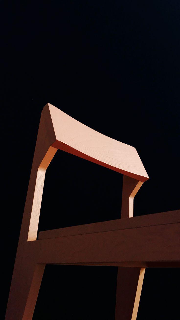New Schultz chair from OBJEKTE UNSERER TAGE
