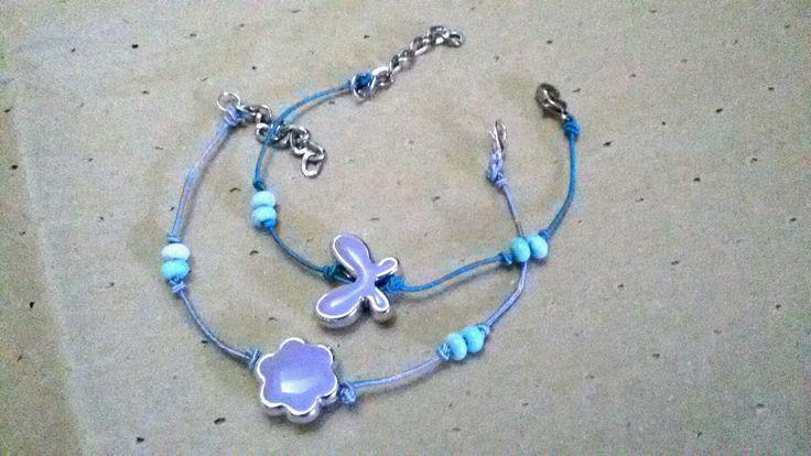 Spring bracelets #handmade