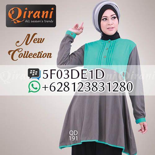 Qirani QD 191, Qirani atasan 2016. Dapatkan item ini di distributor resmi Filaika.com Hubungi : SMS / Whatsapp : 08123831280 BBM : 5F03DE1D