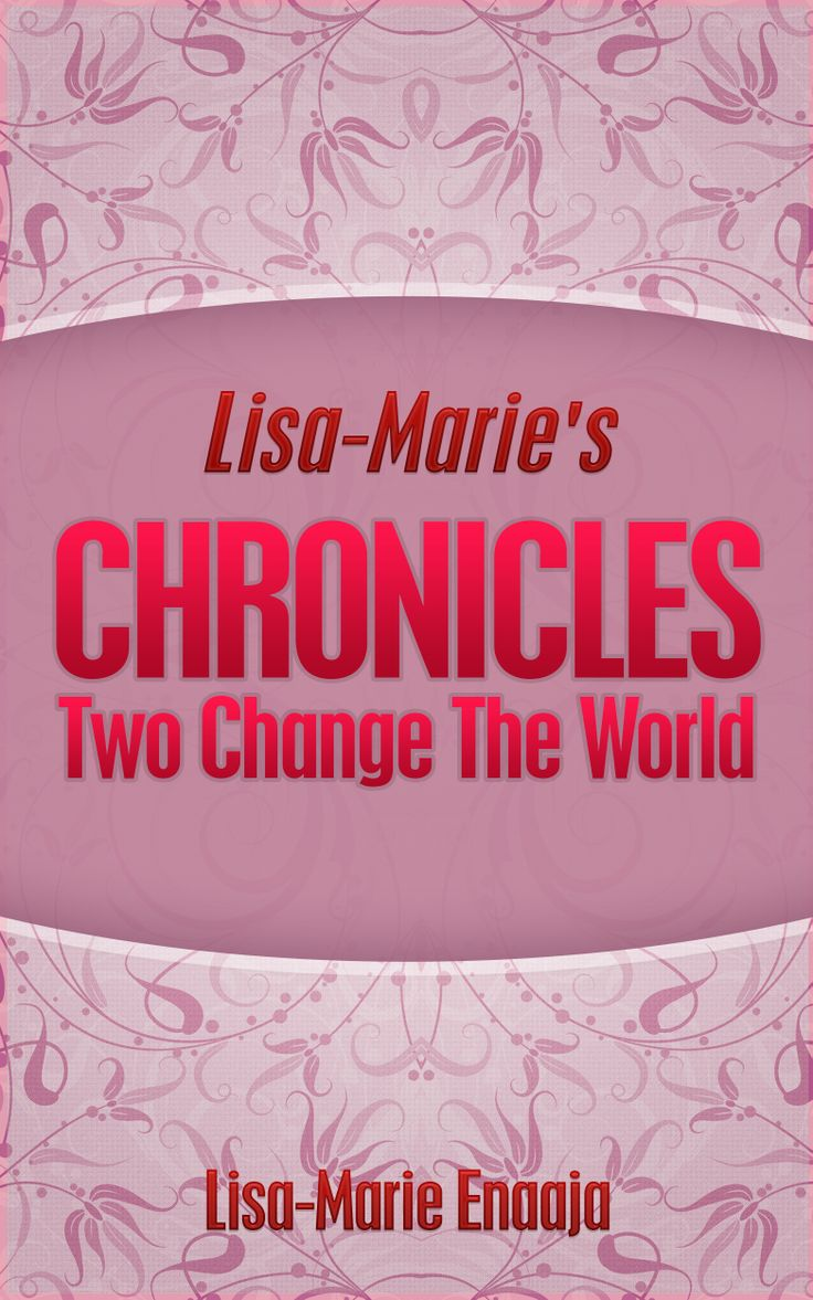 A Collection of past chronicles from blog website www.lisa-marie.com.mx , now has moved to website www.lisa-marieenaaja.com
