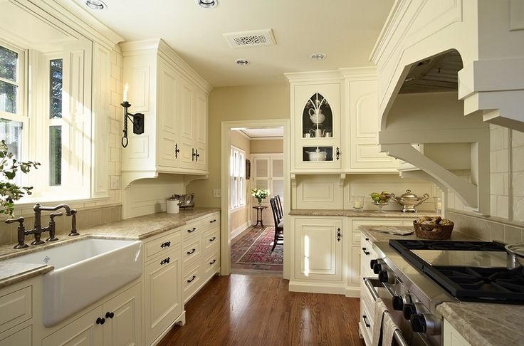 tudor style ineteriors kitchen 10 Ways to Bring Tudor Architectural Details to your Home