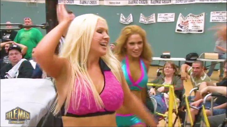 Maria Kanellis & Brittney Savage vs Reby Sky & Jillian Hall | Full Match