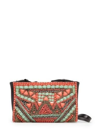 MANGO - BAGS - TOUCH - Tribal style bag