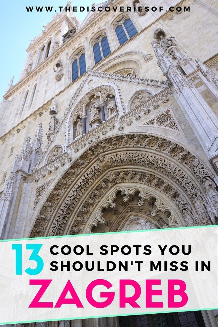 Zagreb is one of Croatia's hottest travel destinations. Check out our guide to 13 awesome things to do in the city - covering food, nightlife, architecture, art and more. Includes a free map. Read more.