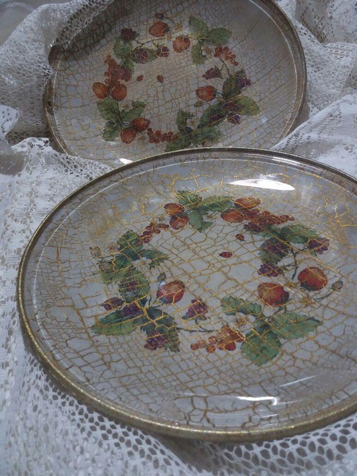 Repesztett tányérok