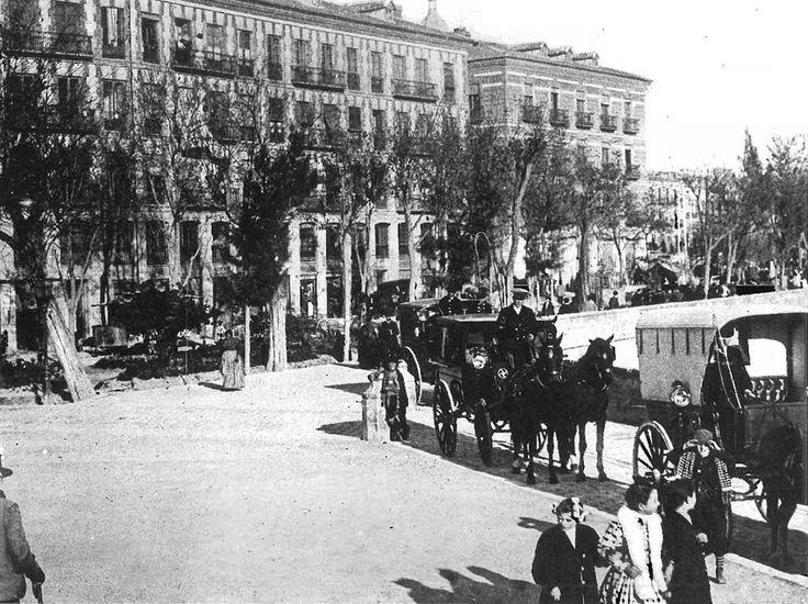 Murcia, Plano S. Fco