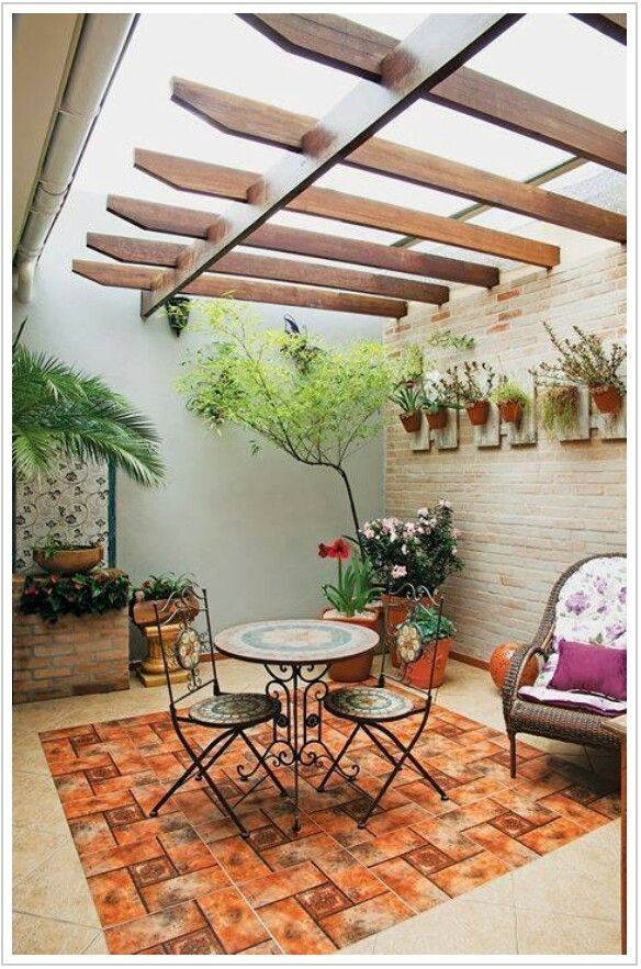 Pin De Lucy Campos En Portico Terraza Y Pergola En 2020 Decoracion De Patio Exterior Diseno De Patio Decoracion De Patio