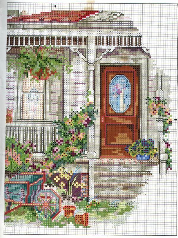 17 mejores ideas sobre peque os porches en pinterest - Porche para colorear ...