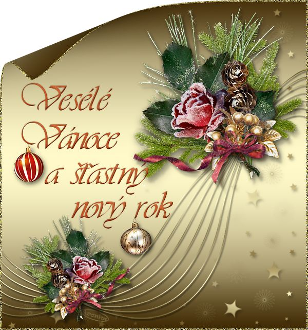 Vánoční přání různé | vánoční blog