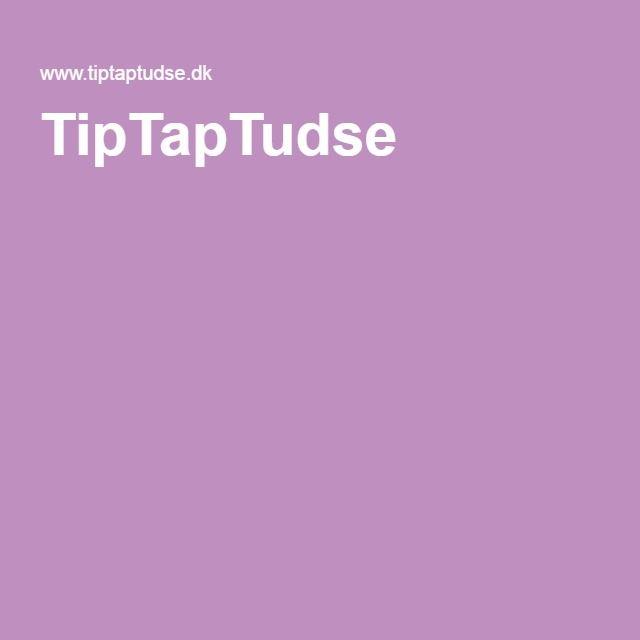 TipTapTudse - Fortælle- og legetæpper, gulvbrikker, banko m.m. til danskundervisning til førskole/indskoling