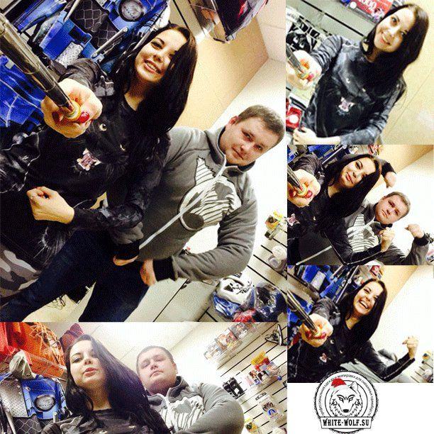 Наш магазин радует своих покупателей не только разнообразием моделей одежды и экипировки. Здесь вас всегда ждут наши улыбчивые, приветливые консультанты😀 Мы покажем, расскажем о товаре, поможем советом. Хорошее настроение в подарок😉#фотограф#фотосъемки#черкизовская#whitewolf#sports#venum#goal#fit#nopiannogain#follow#followme#одежда#мужскаяодежда#экипировк#бокс#борьба#free#магазинодежды#конкурс#fun#fit#gym#picoftheday#weekend#gn#gm