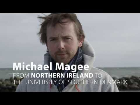 Michael Magee from Northern #Ireland tells about his #experiences at the #University of Southern #Denmark. https://www.facebook.com/unisouthdenmark