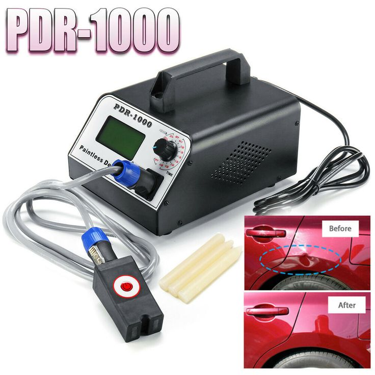 HotBox PDR1000 Chauffe induction Métal Débosselage Dent