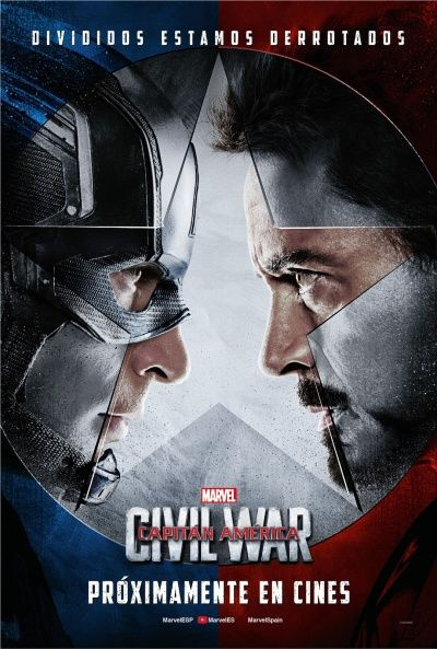 """Estreno de cine: """"Capitán América: Civil War"""".  http://www.kidearea.com/estreno-de-cine-capitan-america-civil-war/  #capitanamerica #civilwar #marvel #cineinfantil #peliculasparaniños #ociofamiliar #planenfamilia #ocio #finde #estrenodecine #accion #fantasía #comic #superheroes"""