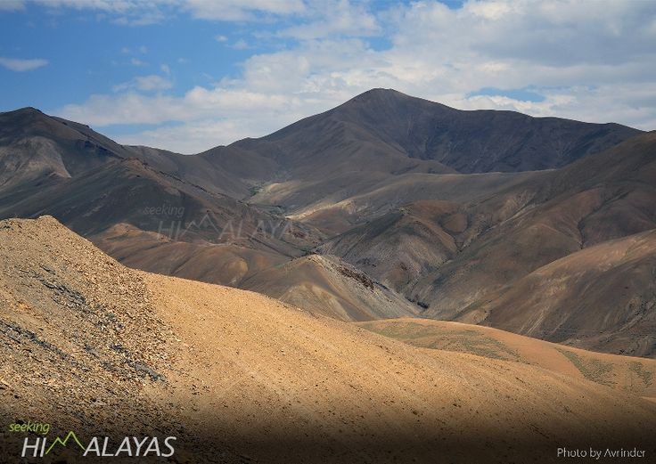 Enroute #Drass to #Leh. Photo sent by: Avrinder  & previously featured in our weekly feature as #PhotoOfTheWeek #3