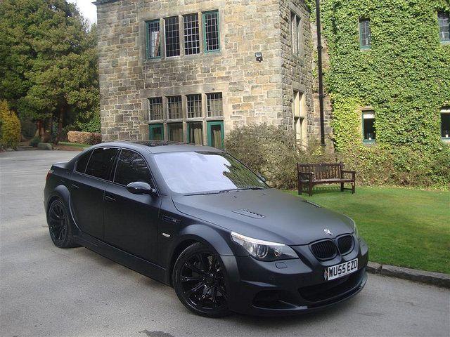 BMW M5 E60 Lumma Style Wide Body Kit by Xclusive Customz