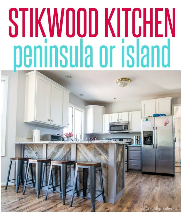 Kitchen Peninsula And Island Ideas: 1000+ Ideas About Kitchen Peninsula On Pinterest