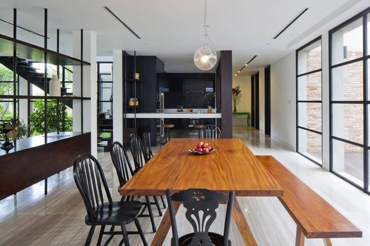 Thao Dien House by MM ++ Architects | HomeAdore